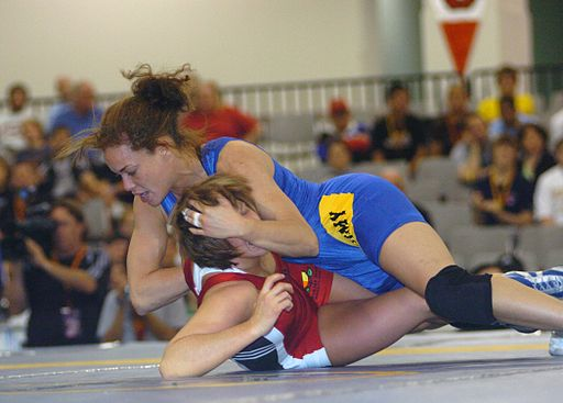 women's wrestling is a sport of the future - fciwomenswrestling article