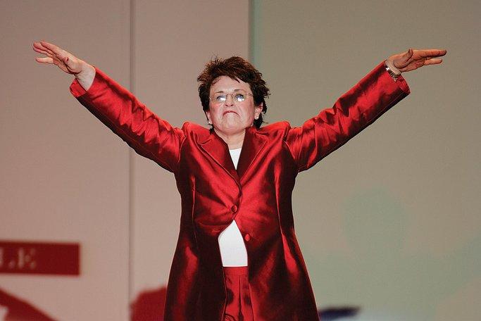 Billie Jean Kings leads the way for women sports - fciwomenswrestling article