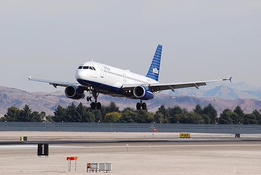 Jet Blue Is True Blue