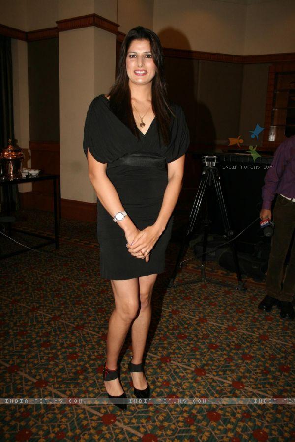 Sonika Kaliraman contestant of Zor Ka Jhatka at JW Marriot