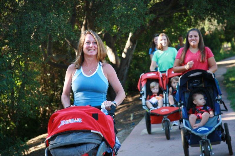 Moms – Jogging Strollers