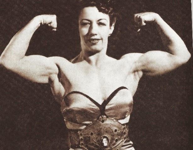 Mildred Burke Innovator Fci Women S Wrestling