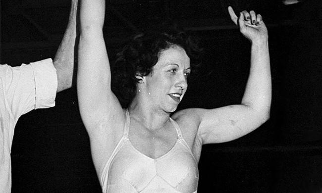 Mildred Burke Forever
