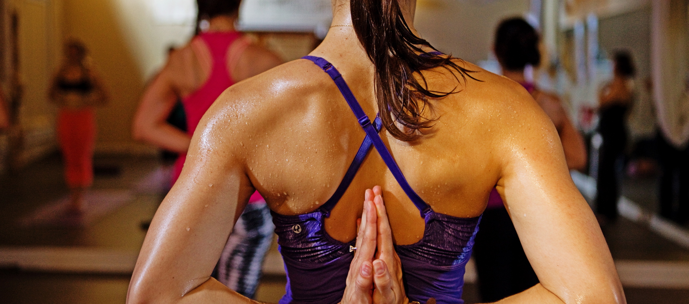 Beautiful Hot Yoga
