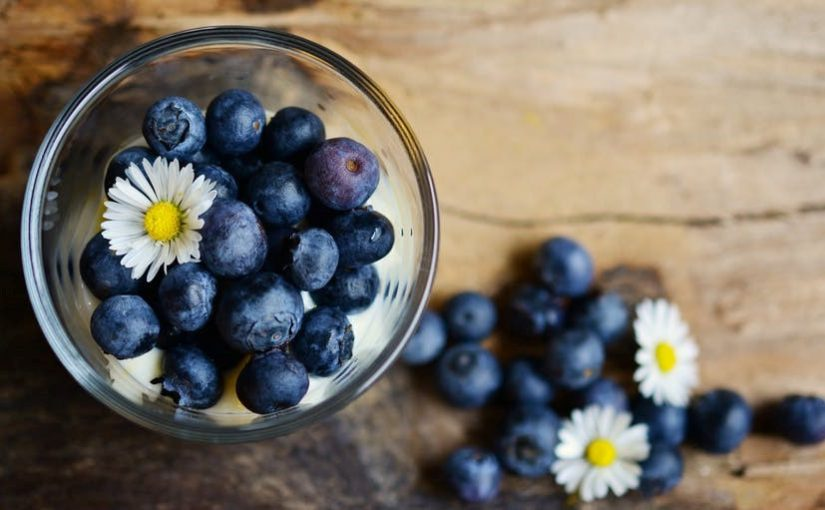 Fem Wrestlers: Benefits of Blueberries – A Natural Fat Burning Food!