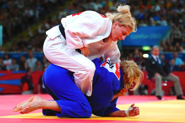 FEM COMPETITORS, HOW TO BECOME SKILLED AT JUDO