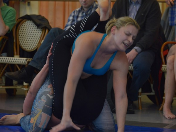 Hungarian Female Wrestlers, Still Some Of The World's Best Session Girls