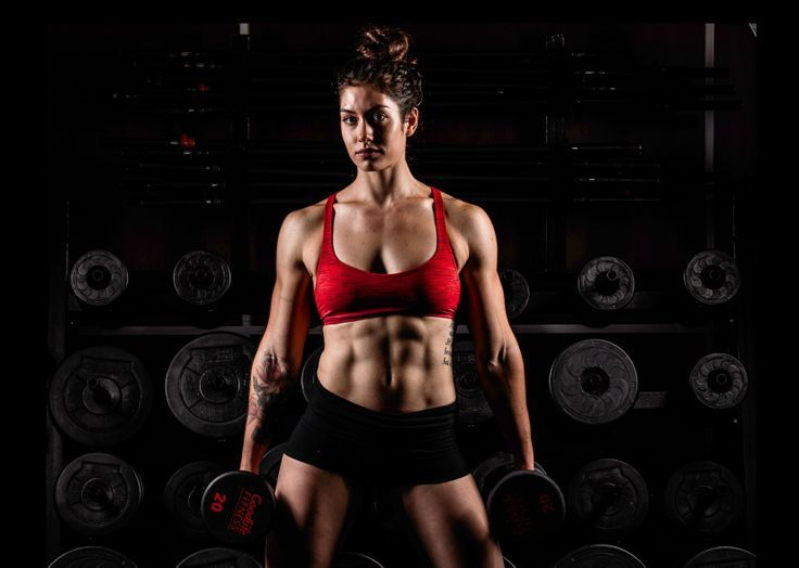 Session Girls, Fitness Stars, Body Builders, Glow from Power Workouts