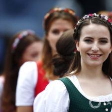It's 2019, Welcome Back Austria's Danube Women's Wrestling (DWW)