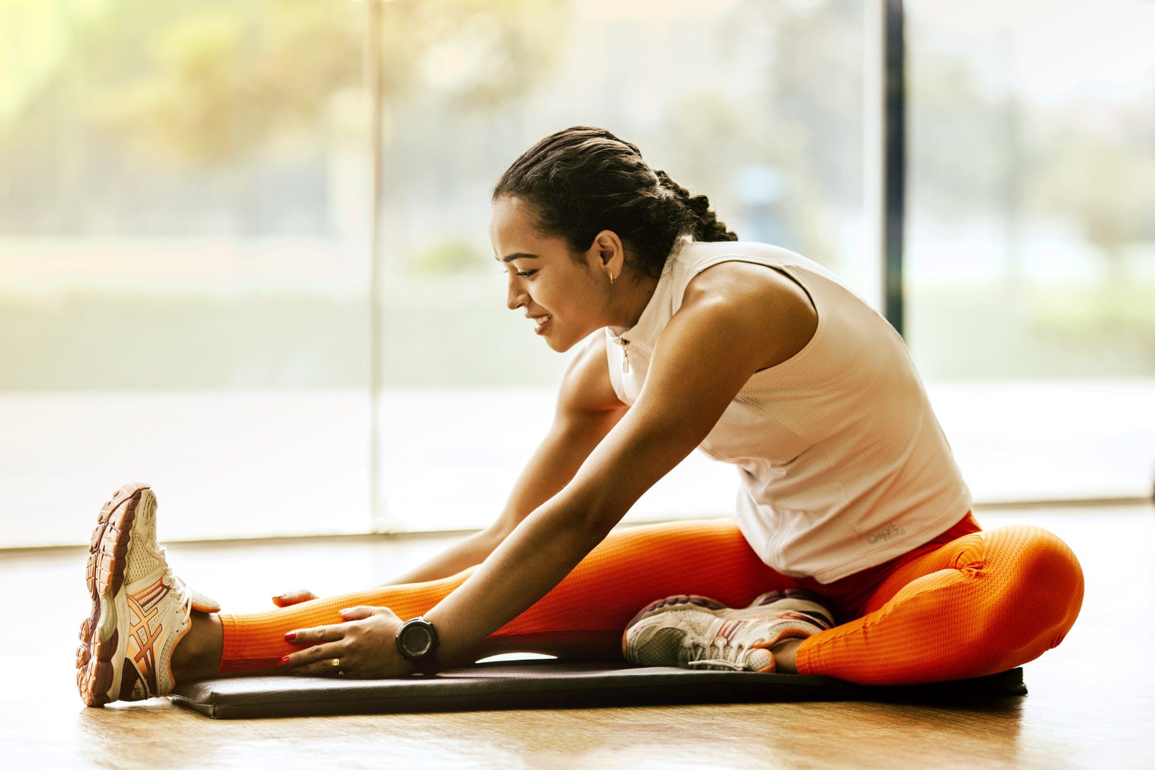 Starting Yoga Equipment