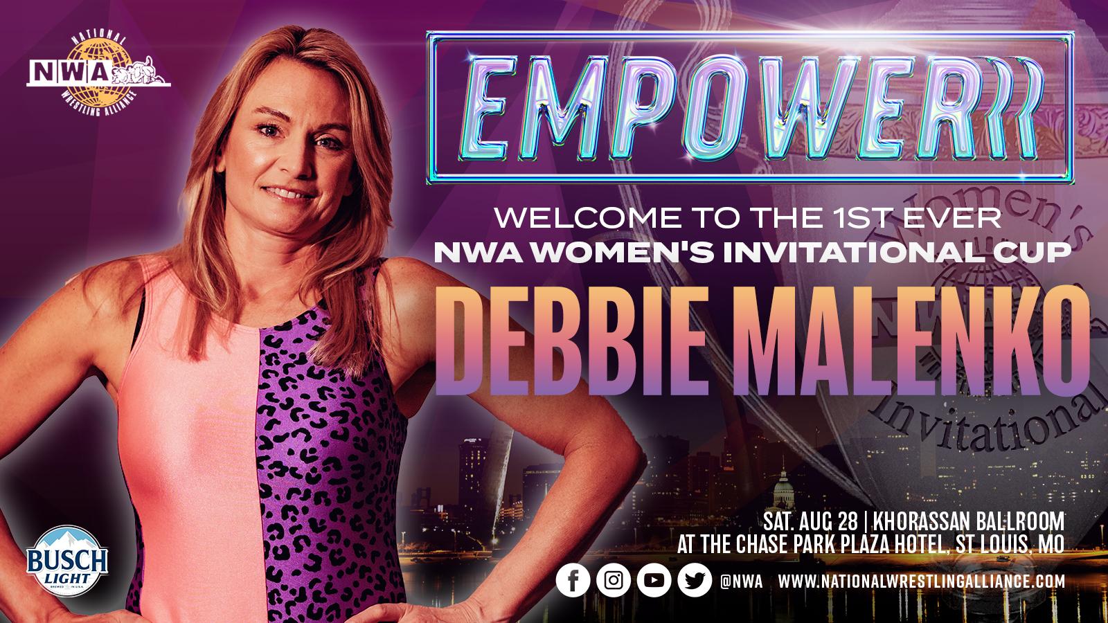 90's Super Star, Debbie Malenko To Wrestle At NWA Event
