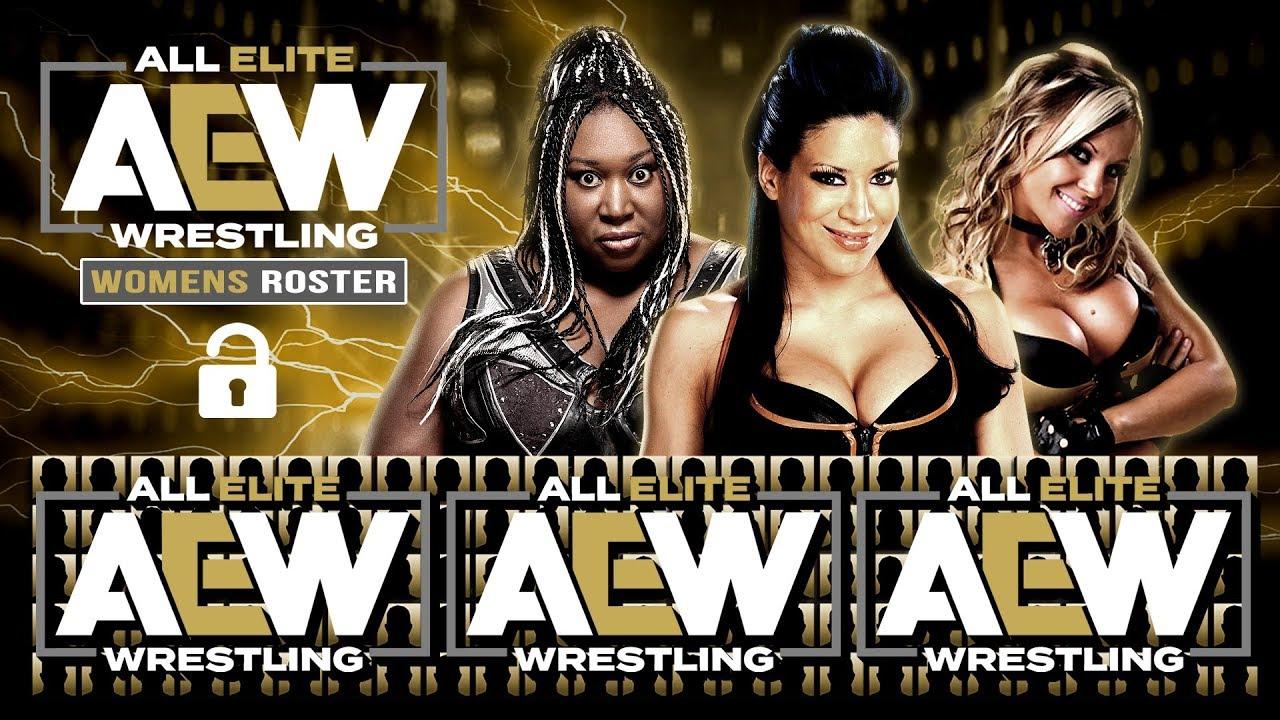 AEW Wrestling, Powerful New Kid On The Block